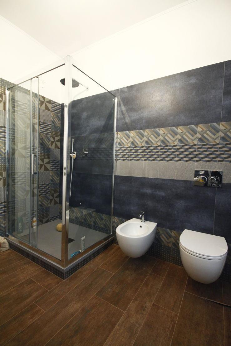 CASA M&L Andrea Orioli Bagno moderno Blu