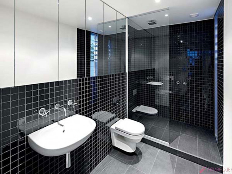 REYHAN MUTFAK I BANYO I DEKORASYON Modern Bathroom