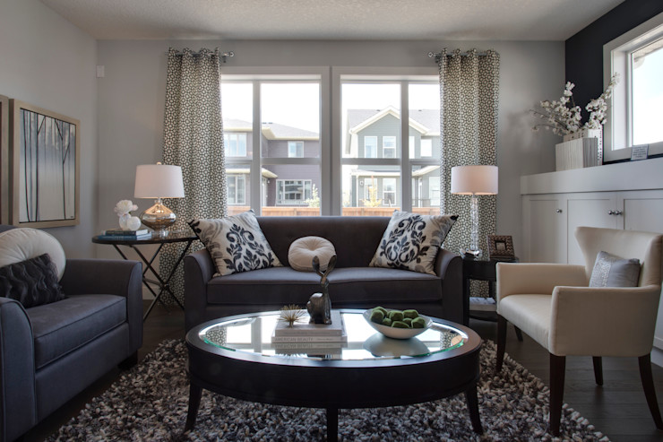 427 Canals Sonata Design Modern living room