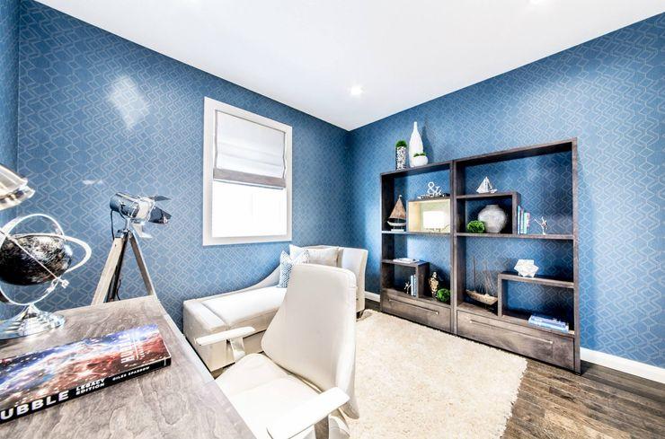 Sonata Design Modern style study/office