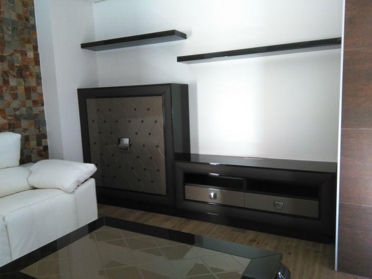 SQ-Decoración Living roomStorage