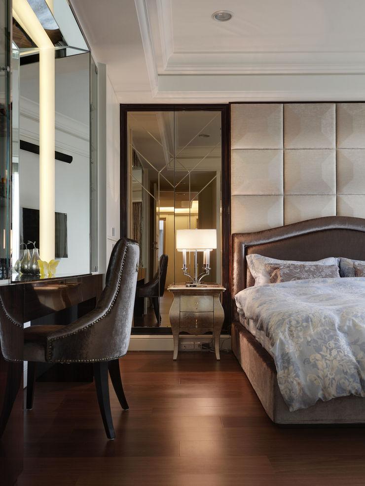 時尚精品宅 大荷室內裝修設計工程有限公司 臥室