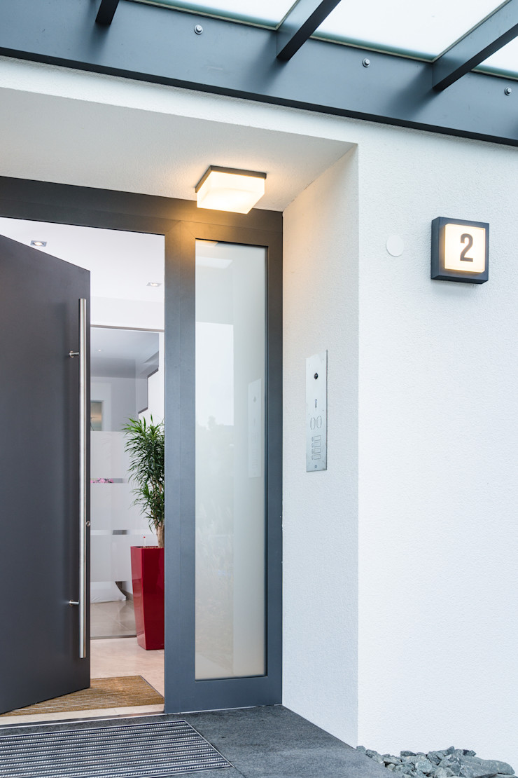 casaio | smart buildings Modern houses