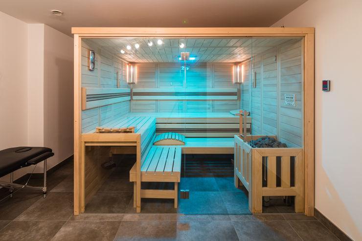 casaio | smart buildings Sauna