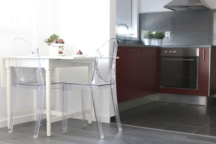 Perfect Home Interiors Cocinas de estilo escandinavo