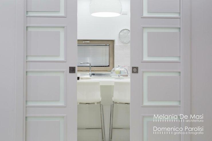 melania de masi architetto Modern windows & doors