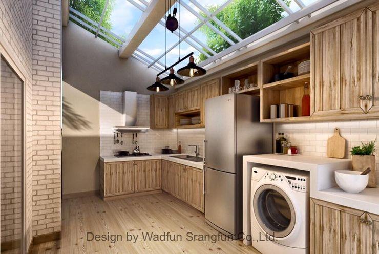 งานออกแบบบ้านพักอาศัย2ชั้น บริษัท วาดฝัน สร้างฝัน จำกัด