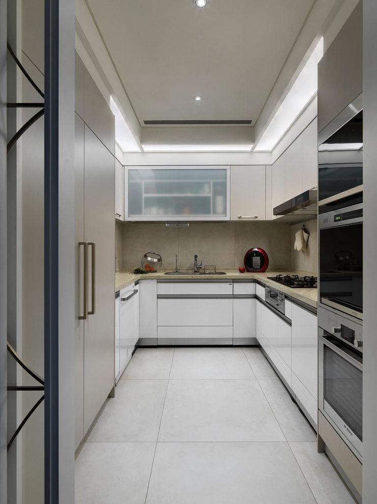 家的風景 大荷室內裝修設計工程有限公司 Kitchen