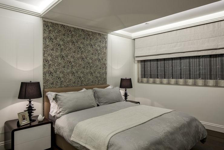 三代同堂度假別墅 大荷室內裝修設計工程有限公司 Modern Bedroom