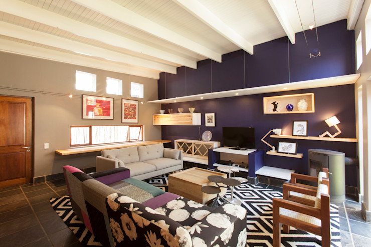 House B Jozi Redesign Interiors Living room