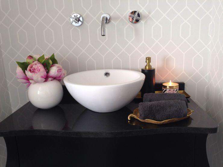 Perfect Home Interiors Ванна кімната Чорний