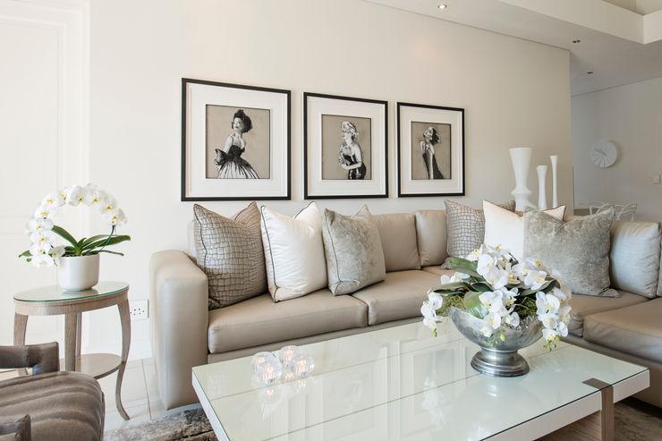 Tru Interiors Ruang Keluarga Modern