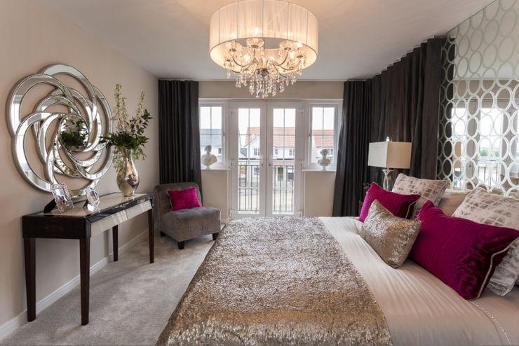 New Year - New Home Decor Ideas......... Graeme Fuller Design Ltd Chambre moderne
