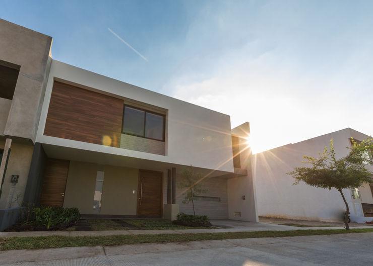 2M Arquitectura Casas de estilo moderno