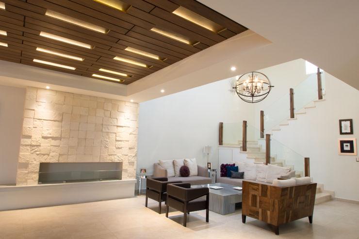 TAMEN arquitectura Salones modernos