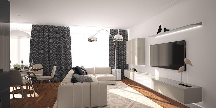needsomespace Salon moderne