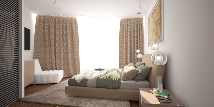needsomespace Chambre moderne