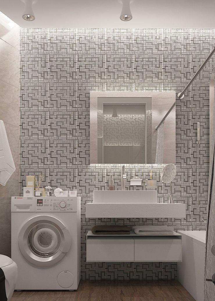 needsomespace Salle de bain moderne