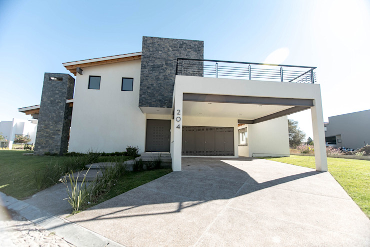 Arquitectura MAS บ้านและที่อยู่อาศัย
