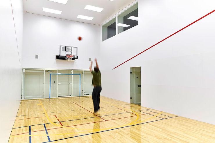 Rosedale Residence KUBE architecture Modern Gym