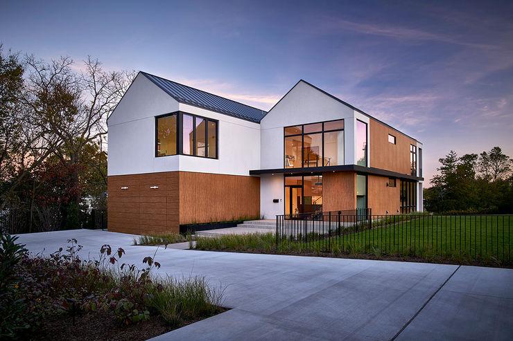 Rosedale Residence KUBE architecture Modern Houses