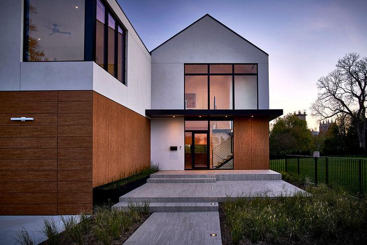 KUBE architecture Modern houses