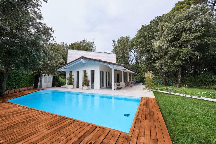 Zeno Pucci+Architects Modern Houses