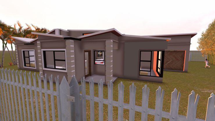 Houses iRON B HOME DESIGN