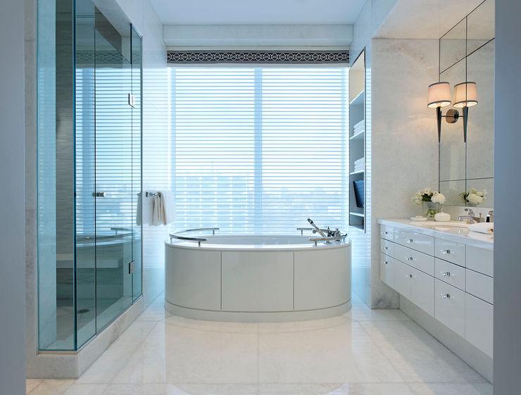 Douglas Design Studio Ванна кімната