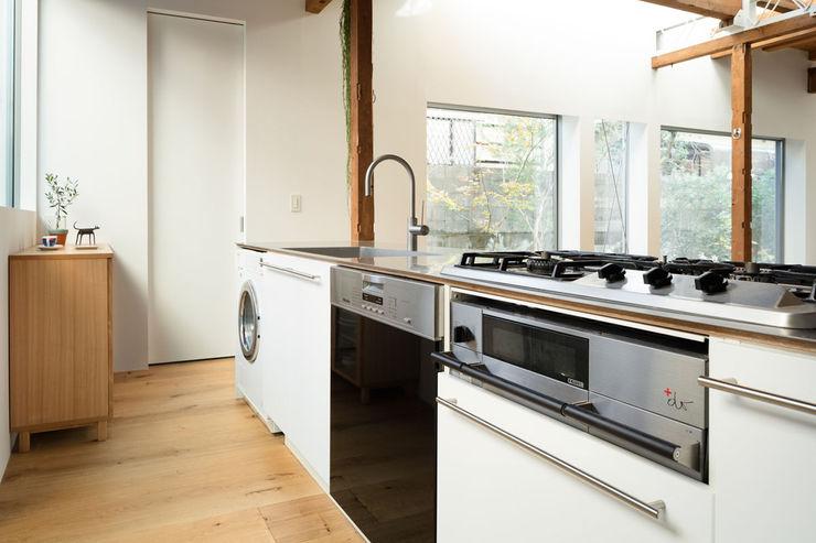 ディンプル建築設計事務所 Moderne keukens