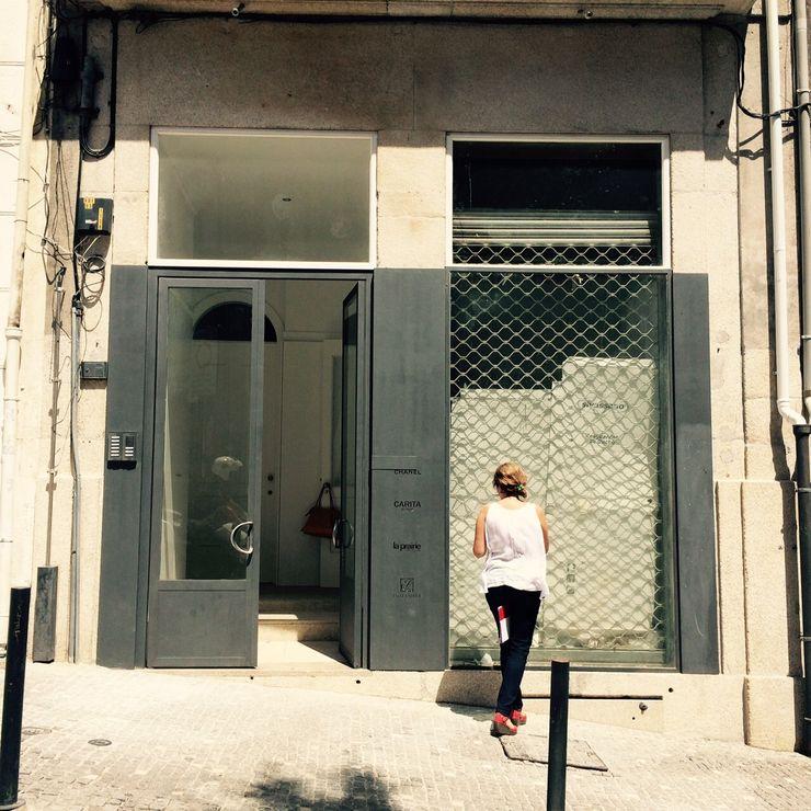 ANTES - DuMonde Chocolaterie - SHI Studio Interior Design ShiStudio Interior Design