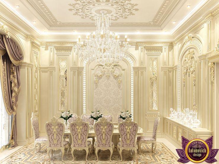 Luxury Antonovich Design Comedores de estilo clásico