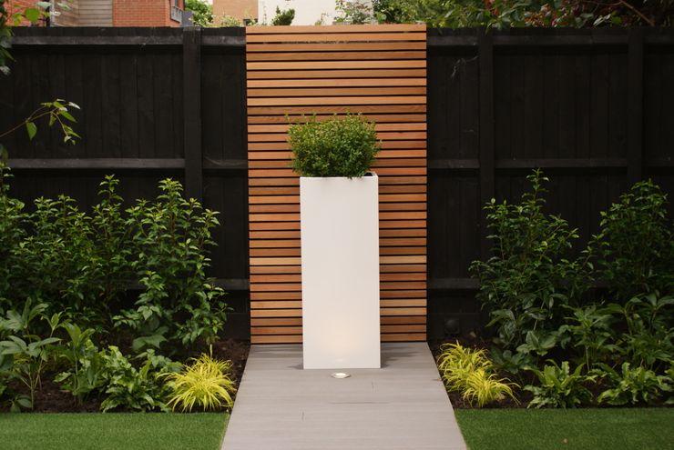 Garden Design Didsbury Hannah Collins Garden Design Jardines de estilo moderno