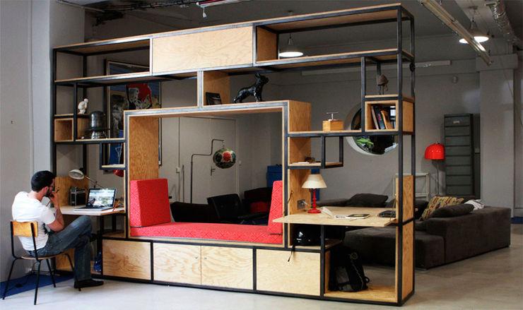 Etamur FURN Espaces de bureaux modernes