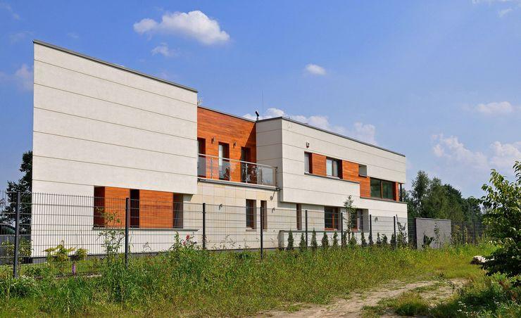 BECZAK / BECZAK / ARCHITEKCI Moderne huizen
