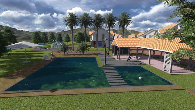 ARQUITECTO JUAN ANDRES GUTIERREZ PEREZ Pool
