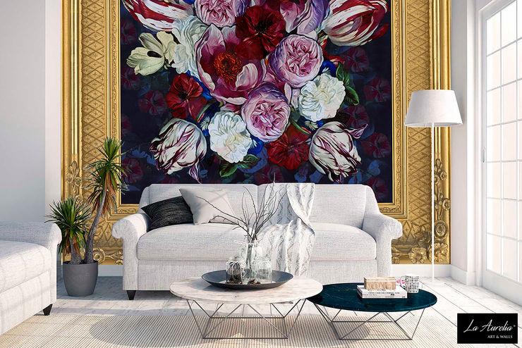 True Colors -Framed- wallpaper La Aurelia Walls & flooringWallpaper Multicolored