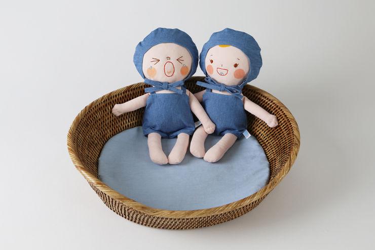 heydoll Дитяча кімнатаІграшки бавовна Синій
