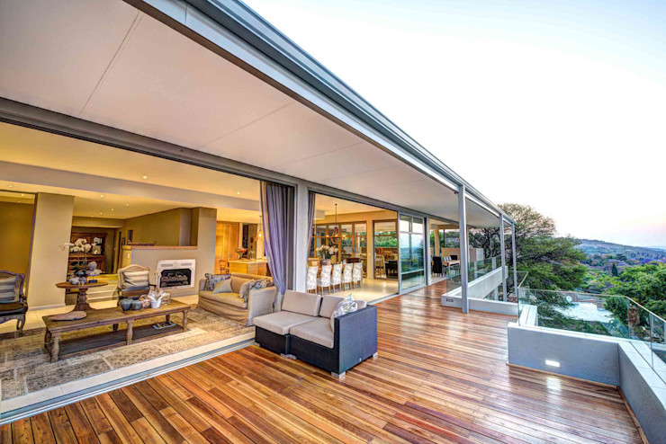 House Auriga Swart & Associates Architects Modern houses