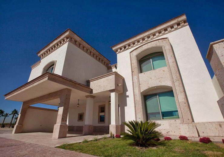 Canteras Villa Miranda Casas de estilo colonial Blanco