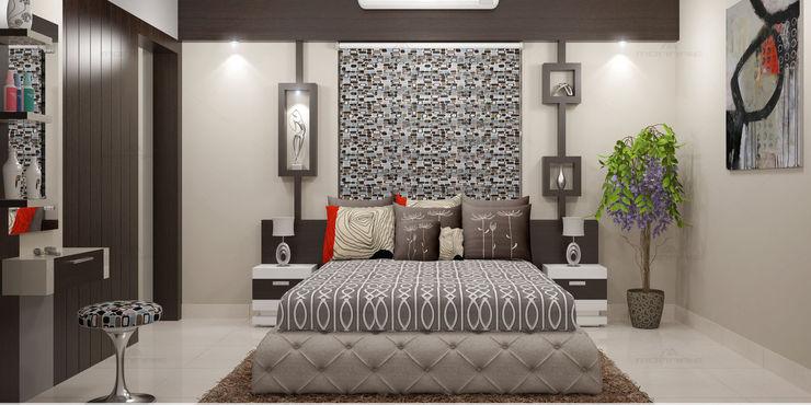 Premdas Krishna Спальня