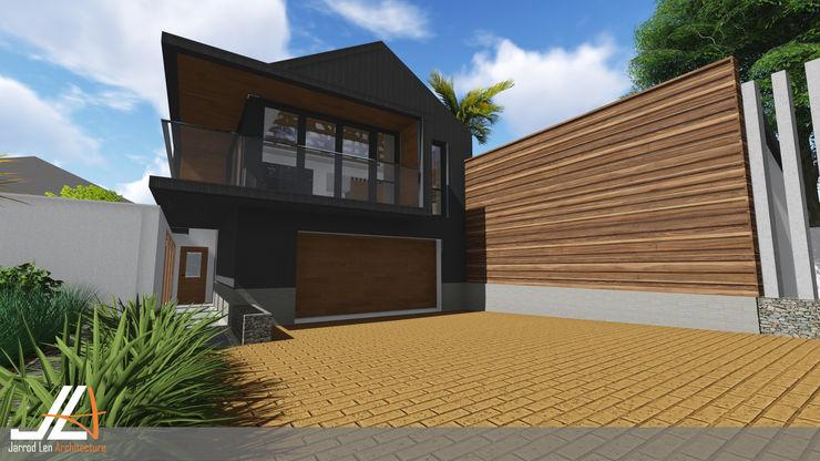 JLA - Jarrod Len Architecture 現代房屋設計點子、靈感 & 圖片