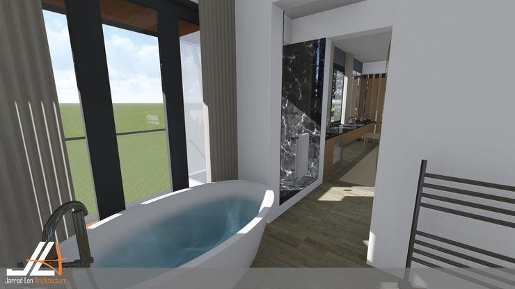 JLA - Jarrod Len Architecture 現代浴室設計點子、靈感&圖片