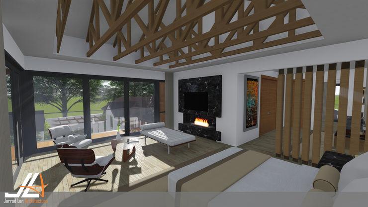 JLA - Jarrod Len Architecture 臥室
