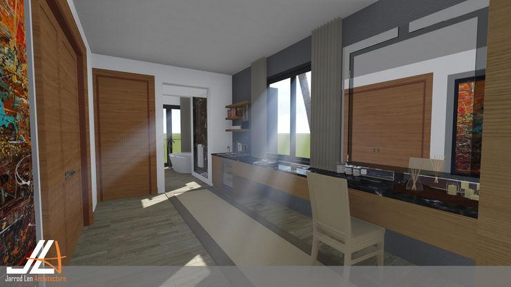 JLA - Jarrod Len Architecture 更衣室