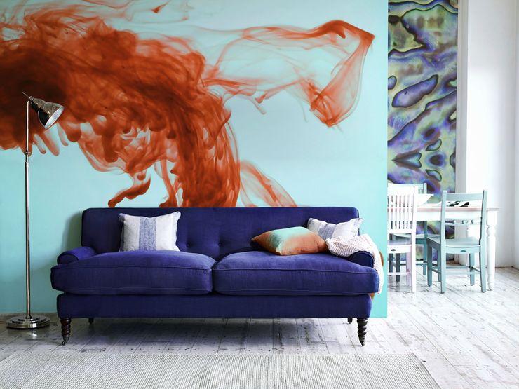 Nature With A Personality Pixers Modern Oturma Odası