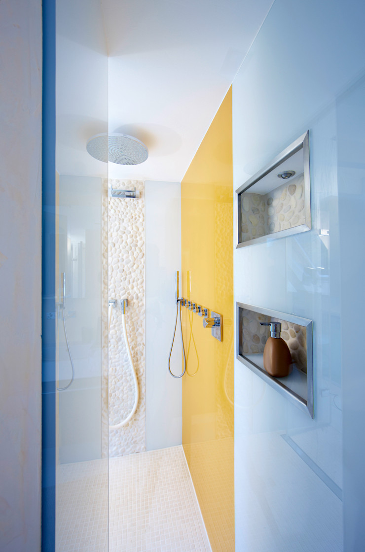 Maisonette Bad Planungsbüro für Innenarchitektur Moderne Badezimmer
