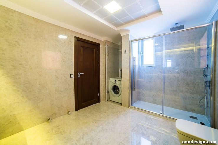 Onn Design Salle de bain minimaliste Granite Gris