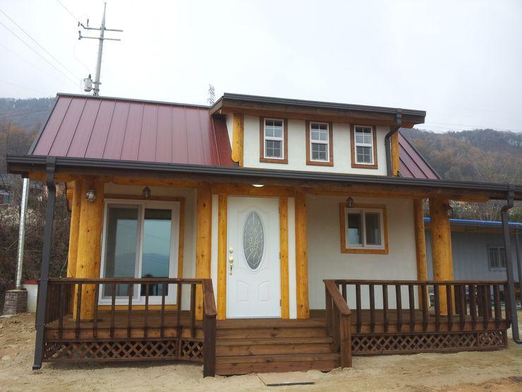 보국주택 Rumah Gaya Rustic