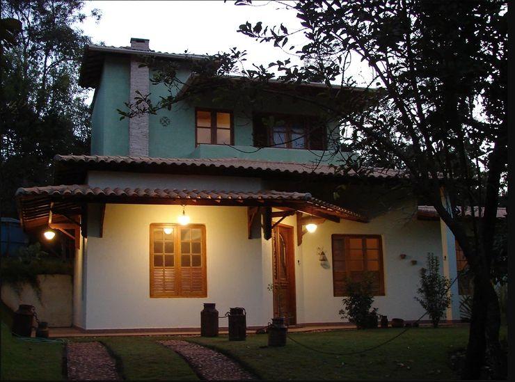 Arquiteta Ana Paula Paiva Rumah Gaya Rustic